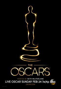 85th Academy Awards Poster