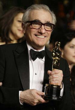 Martin Scorsese oscar