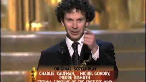 Eternal Sunshine of the Spotless Mind Wins Original Screenplay 2005 Oscars