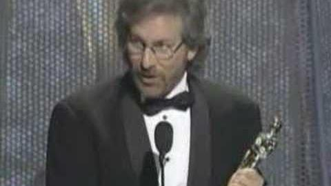 Steven Spielberg Wins Best Directing 1994 Oscars