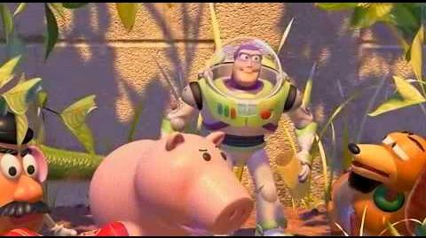 Toy Story 2 - Official Trailer