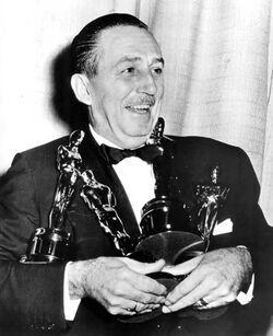 Walt Disney 1954