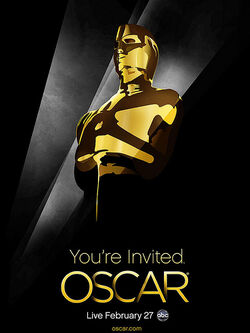 83rd Academy Awards poster