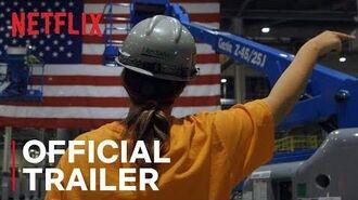American Factory Official Trailer Netflix