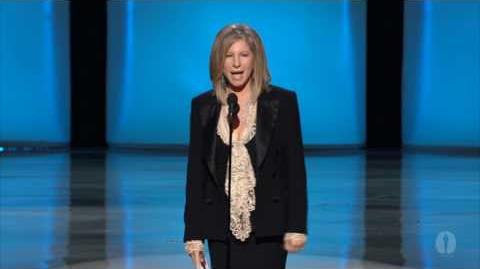 Kathryn Bigelow winning the Oscar® for Directing