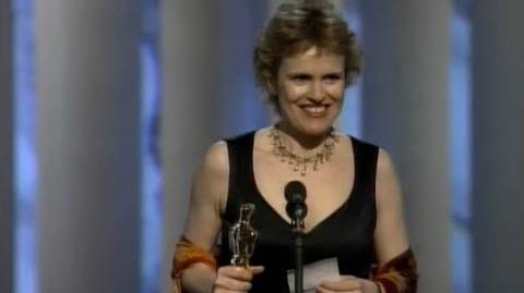 """Emma"" and ""The English Patient"" winning Music Score Oscars®"