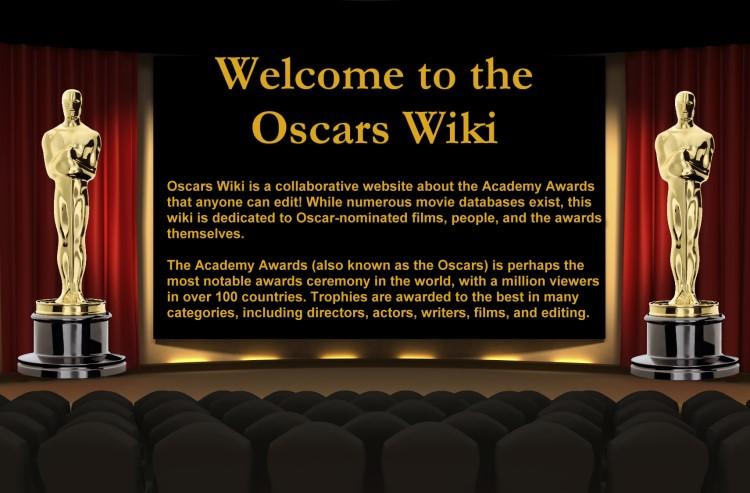 Oscars Wiki Fandom Powered By Wikia