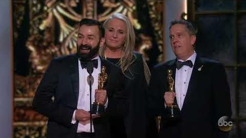 Coco Wins 2018 Oscar for Best Animated Feature Film - Watch the Speech