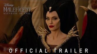 Official Trailer Disney's Maleficent Mistress of Evil - In Theaters October 18!