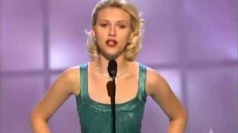 Scarlett Johansson, Sandra Bullock and John Travolta present Makeup and Sound Mixing Oscars®