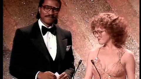 The Empire Strikes Back Wins Sound 1981 Oscars