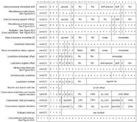 ARM Instruction Formats