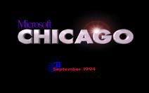 Chicago - September 1994 Boot Screen