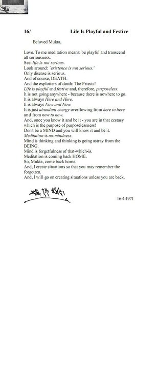 A collection of 30 immortal letters - 16