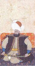 1-Osman Gazi (1281-1326)