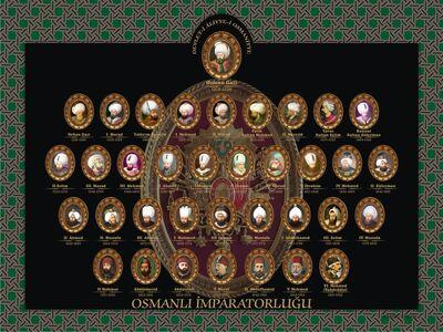 Osmanlıpadişahları