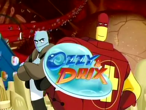 Ozzy And Drix Characters Ozzy & Drix   Osmo...