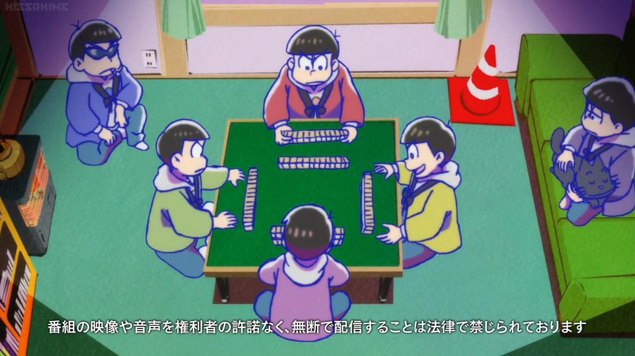 Episode 21A: Mahjong | Osomatsu-kun Wiki | FANDOM powered by