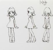 Adult Totoko Concept Art