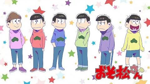 Osomatsu-san - Six Same Faces Sextuplets (ENGLISH SUB)