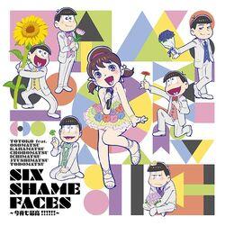 Six Shame Faces ED2