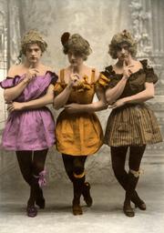 Jampeeler Lilac, Merigold, Umber
