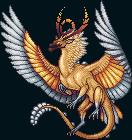 Esvatinnare dragon adult