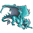 Avari dragon teal adult