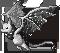 Gemeater bat hematite adult
