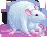 Rat snow female
