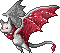 Gemeater bat ruby adult
