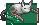 Gemeater bat malachite s1