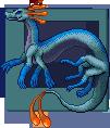 Creptys Dragon adult
