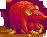 Rat mutated female