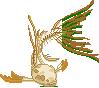 Ryukoi skeleton