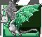 Gemeater bat malachite adult