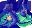 Enchanted plushie water adult