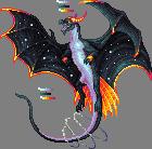 Interstellar dragon adult