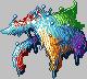 Polychroma aurora female