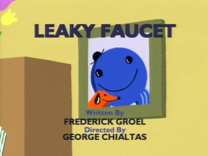 Leaky Faucet | Oswald Wiki | FANDOM powered by Wikia