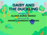 Daisy and the Duckling