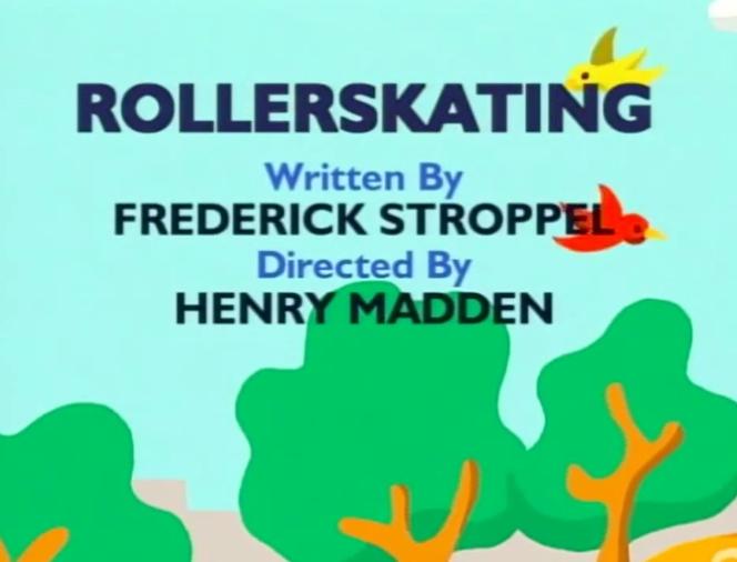 Rollerskating | Oswald Wiki | FANDOM powered by Wikia