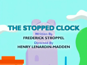 The Stopped Clock