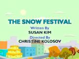 The Snow Festival