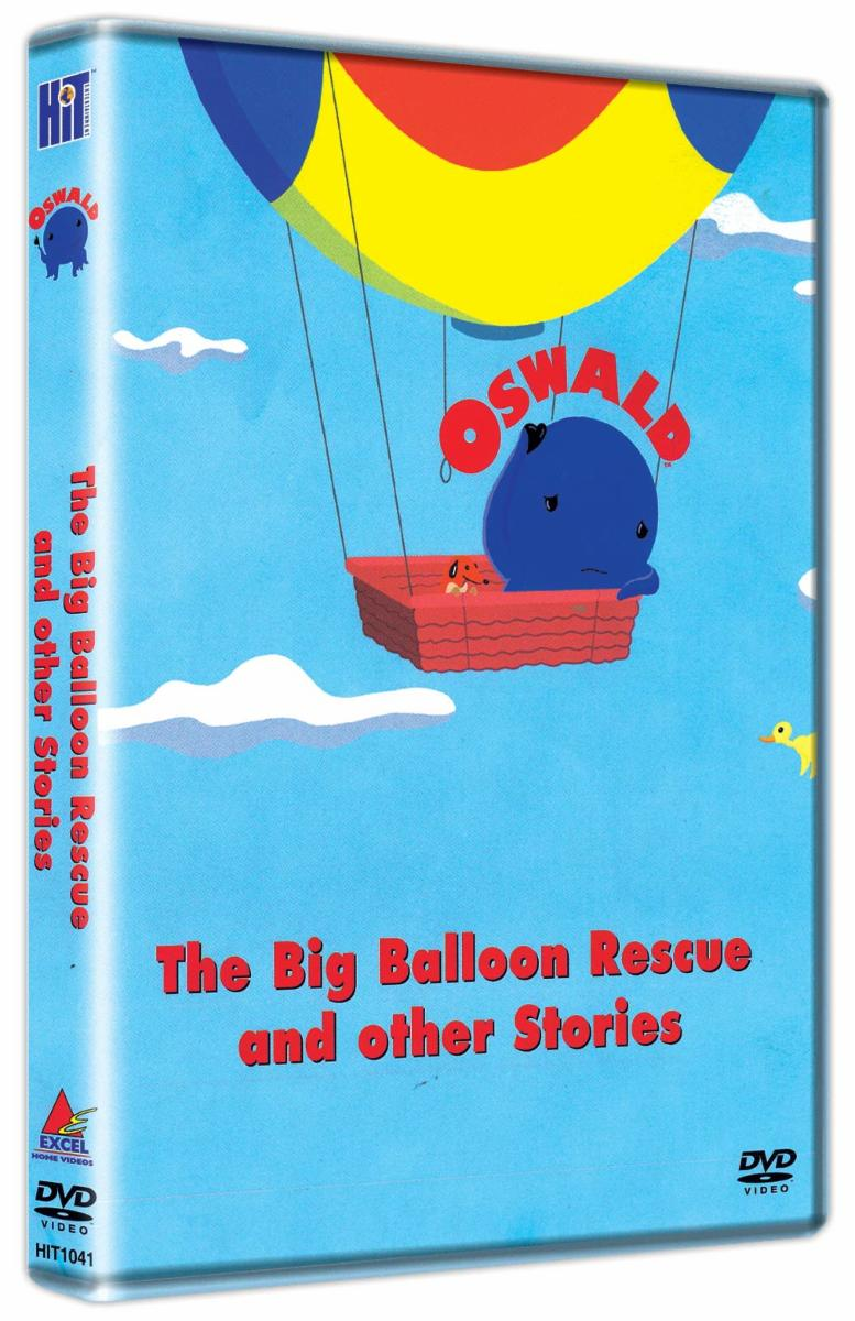 Image - Oswald The Big Balloon Rescue And Other Stories DVD.JPG ...