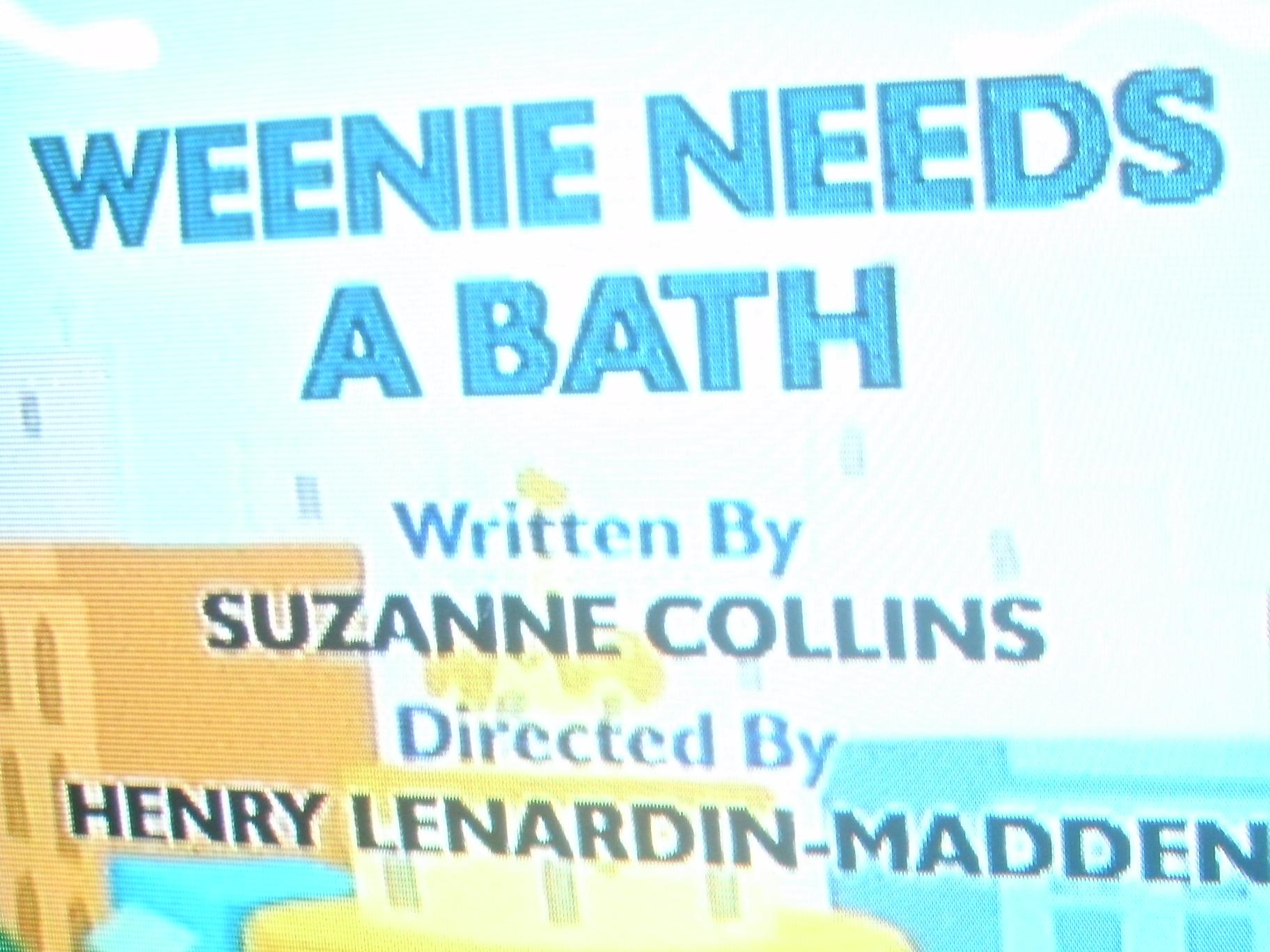 Image - Weenie Needs a Bath.jpg | Oswald Wiki | FANDOM powered by Wikia