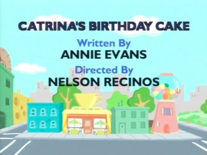 Catrina\'s Birthday Cake | Oswald Wiki | FANDOM powered by Wikia