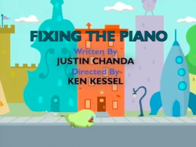 Fixing the Piano | Oswald Wiki | FANDOM powered by Wikia