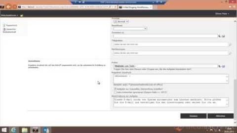 TickX für Sharepoint - V1.4 (Ausnahmen Ticketworkflow konfigurieren)