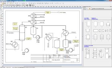 RI-CAD Destillation